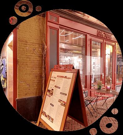 las tapas oude oosterstraat